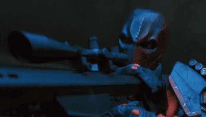 Exterminador em Titãs