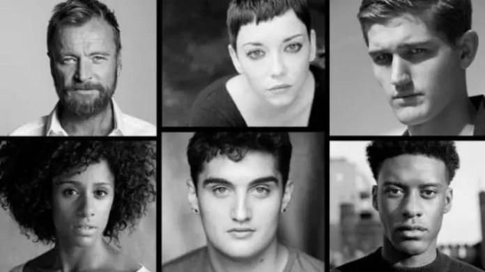 The Watch elenco BBC America