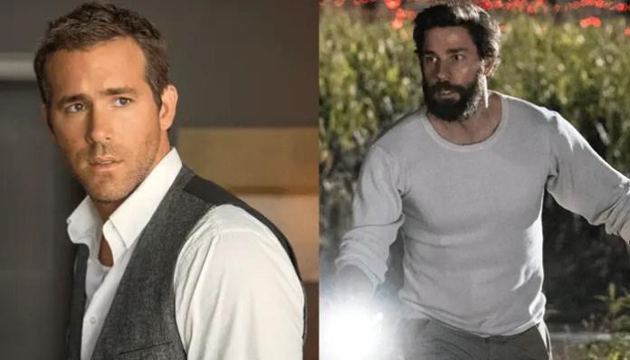 Ryan Reynolds e John Krasinski