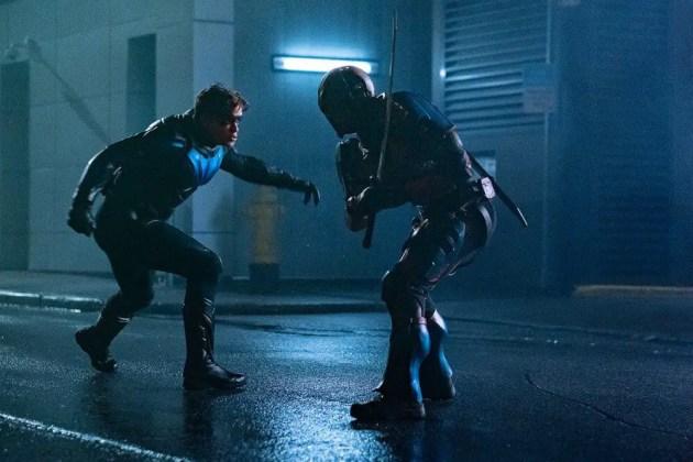 Titãs | Confira a sinopse e imagens do episódio 2.13 - Nightwing 2