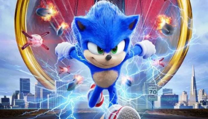Sonic novo visual