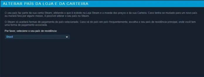 Conta Steam