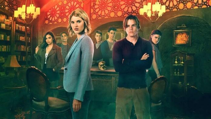 Imagem da série A ordem