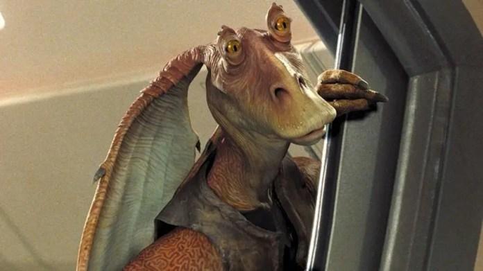 Jar Jar Binks pode aparecer em Obi-Wan