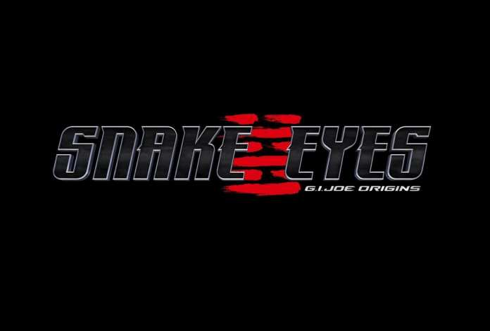 Logo do filme Snake Eyes