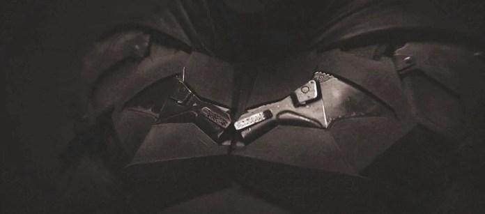 The Batman arma do morcego
