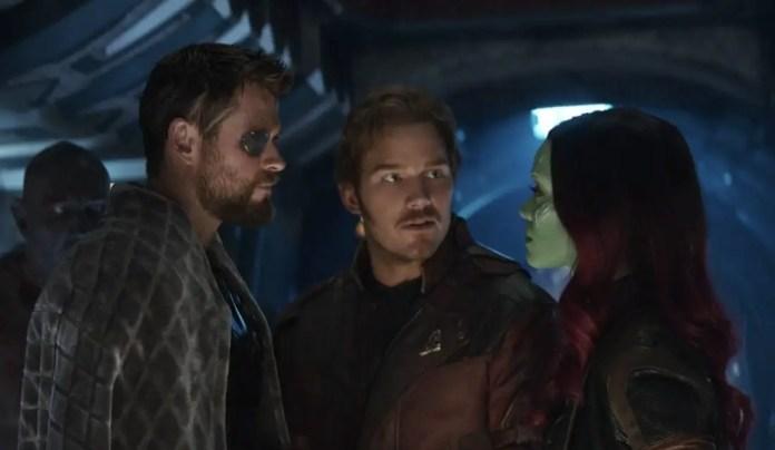 Guardiões da Galáxia estarão em Thor: Love and Thunder
