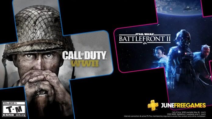 Playstation Plus junho de 2020