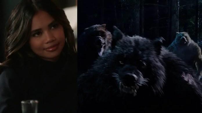 Gabrielle e o seu destino como Midnight