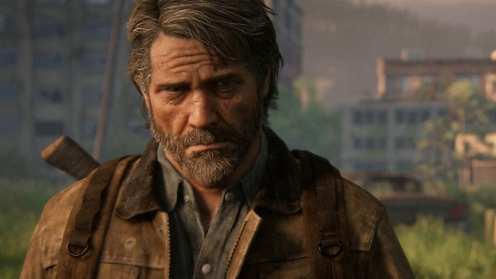 Joel em The Last of Us Parte II