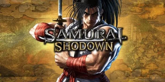 imagem promocional de Samurai Shodown