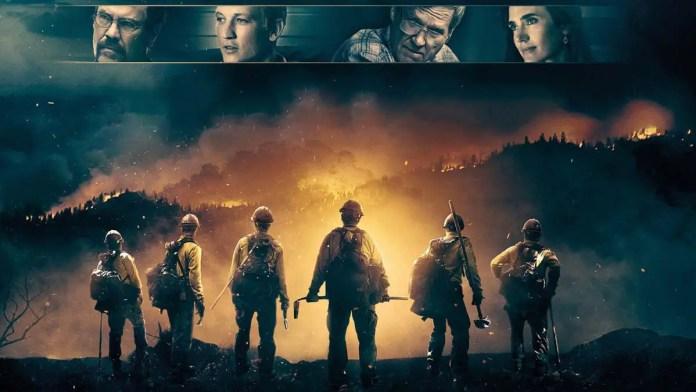 Imagem do filme Homens de Coragem