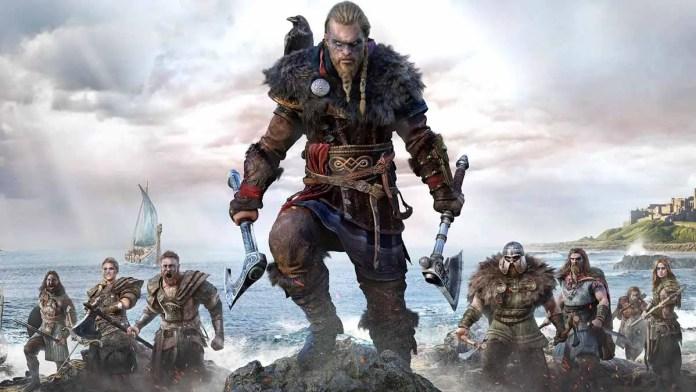 Imagem promocional de Assassin's Creed Valhalla