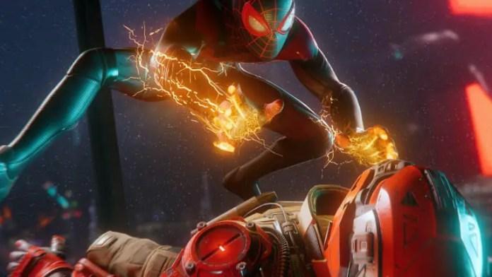 Imagem do jogo Spider-Man-Miles-Morales