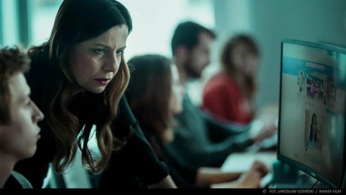 Imagem de divulgação do filme Rede de Ódio