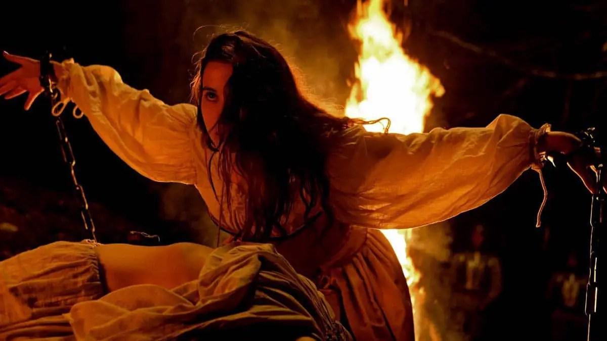 Imagem do filme Silenciadas