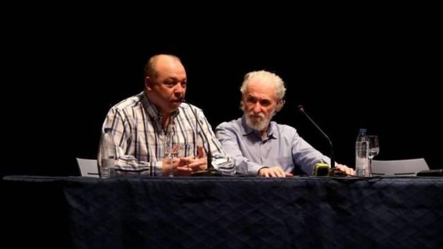 Ángel del Pozo, impulsor de las Jornadas Despierta, presenta a Ramiro Calle / Dos Santos