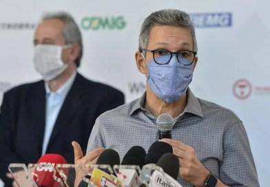 Zema: Minas vai disponibilizar leitos de UTI para crianças do Amazonas