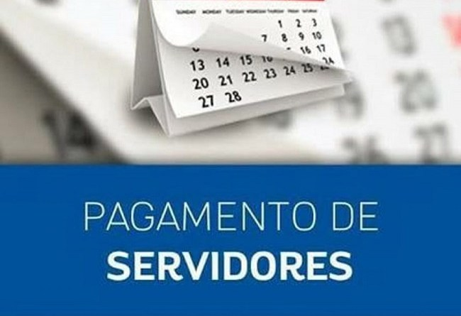 Pagamento dos servidores alemparaibanos será feito no dia 30 de setembro, quinta feira
