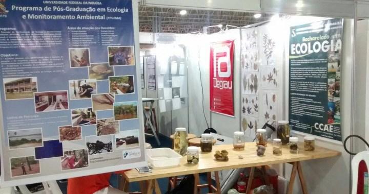 Com uma exposição, Universidade Federal da Paraíba comemora os seus 60 anos