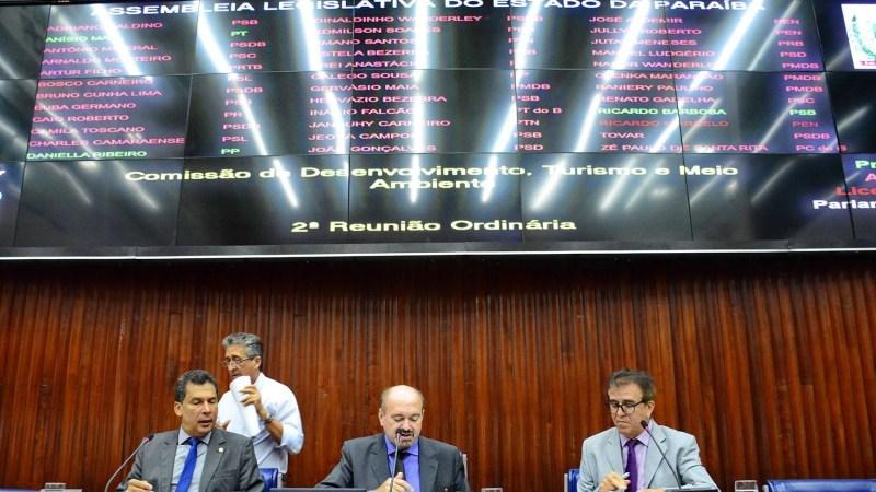 Comissão de Meio Ambiente da ALPB aprova projeto para reduzir a emissão de gases poluentes