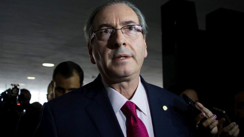 Eduardo Cunha aceita pedido de impeachment contra Dilma Rousseff