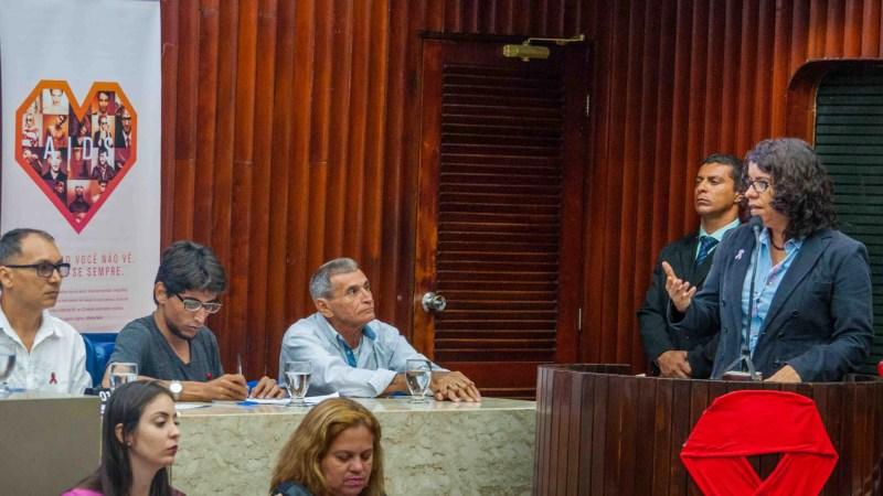Assembleia Legislativa discute enfrentamento do HIV/AIDS na Paraíba