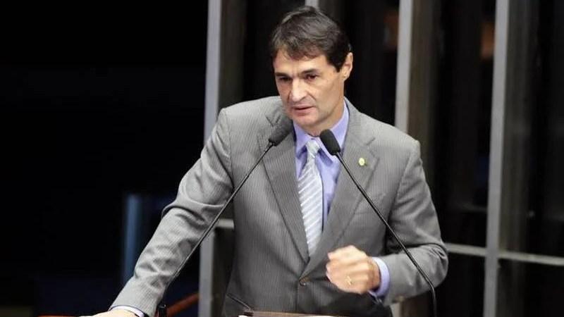 Prefeito Romero relata no Senado crise hídrica de Campina Grande e aponta soluções