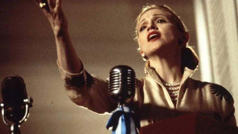 """""""Evita"""" e """"Sylvia"""" são os filmes exibidos neste final de semana no Estacine"""