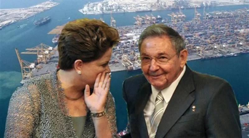 Porto em Cuba construído por Lula e Dilma sob investigação