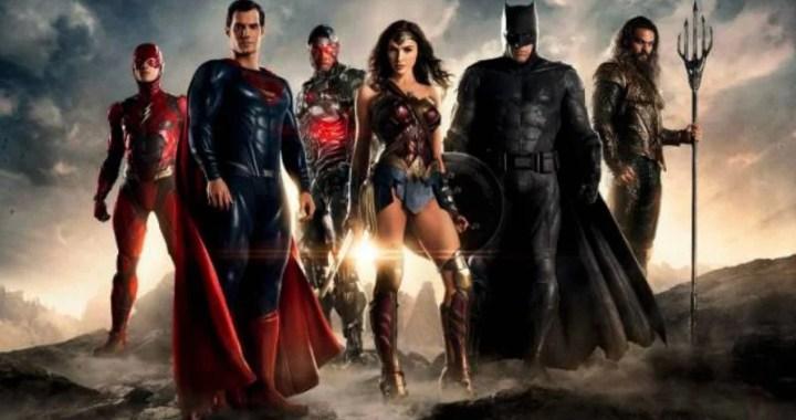 Liga da Justiça: super-heróis da DC se reúnem no primeiro trailer do filme