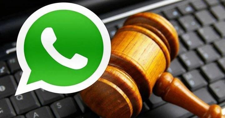 Advocacia apoia intimação judicial via Whatsapp