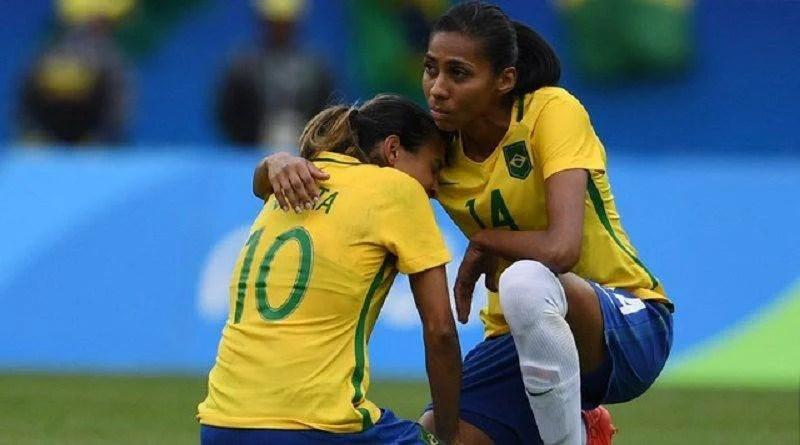 Fim do sonho: Brasil perde nos pênaltis para a Suécia e vai disputar o bronze