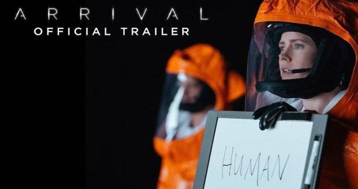 'A Chegada': novo filme de contato alienígena em novembro