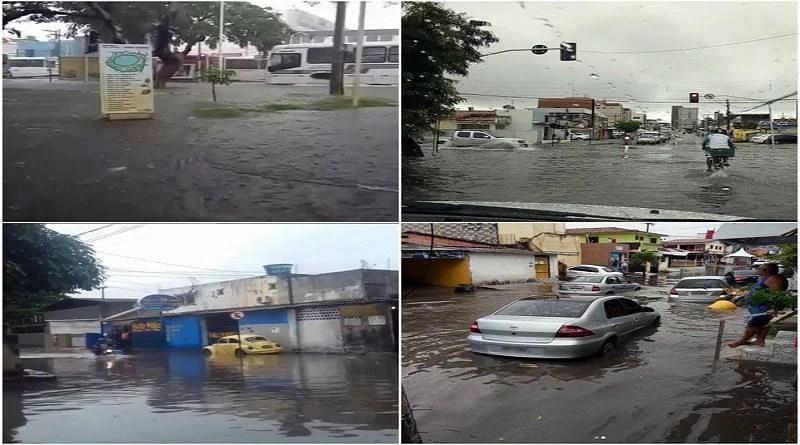 Chove em 72 localidades da PB e Sertão tem maior volume; previsão indica mais