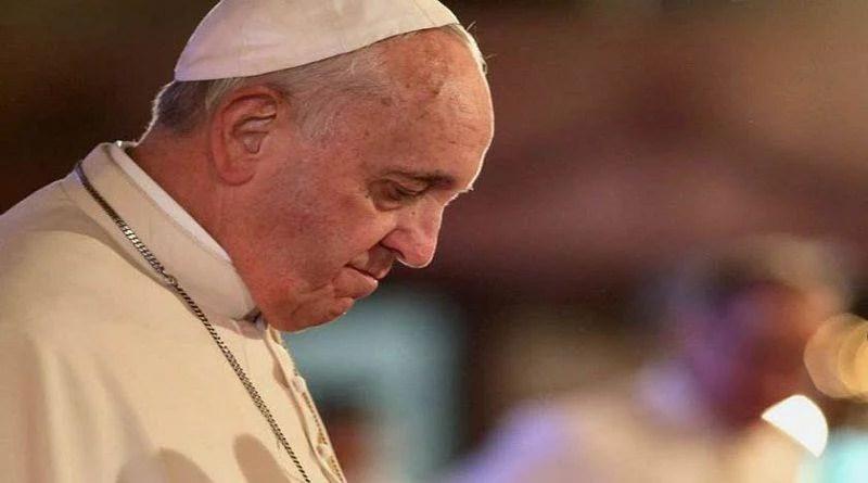Papa Francisco implora pela paz na Síria e no Oriente Médio