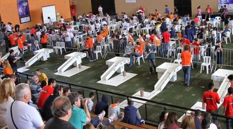 Olimpíada de Robótica está com inscrições abertas para estudantes de todo o país