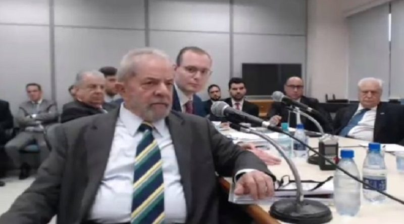 Confira o depoimento do ex-presidente Lula na íntegra [Vídeos]