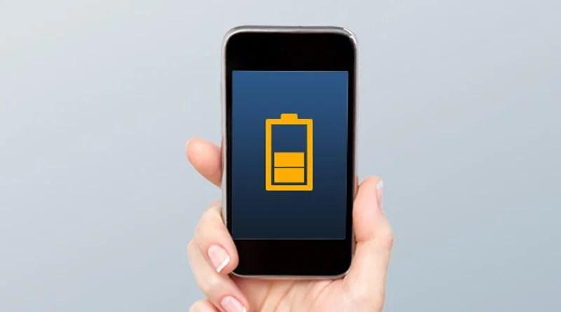 Conselho para prolongar a vida da bateria do seu celular