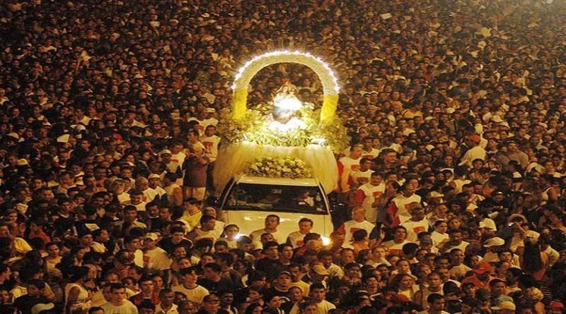 Festa de Nossa Senhora da Penha começa nesta quarta