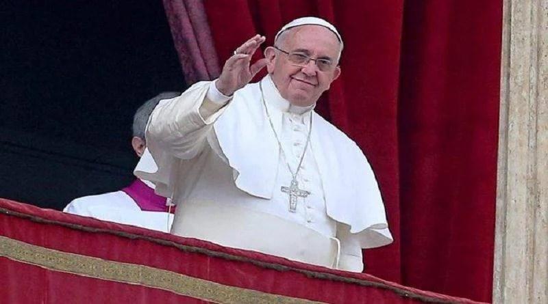 Papa Francisco pede paz em Jerusalém e 'solução com dois Estados'