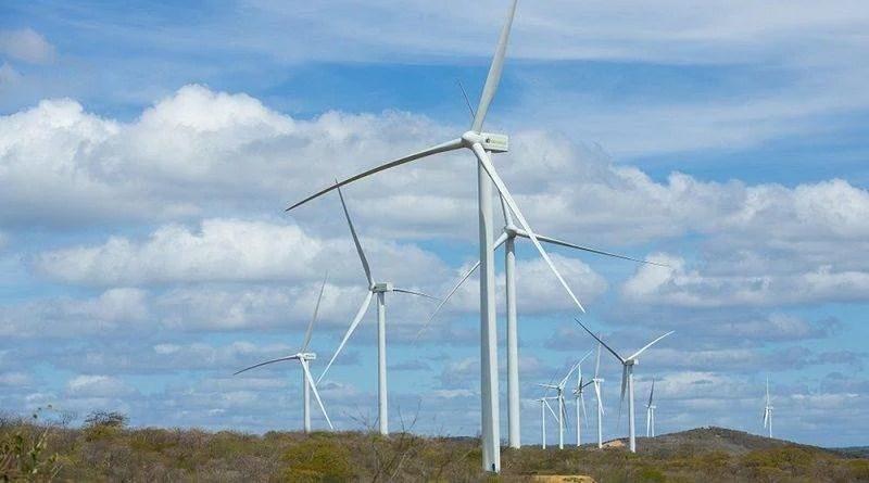 Complexo de energia eólica na Paraíba é anunciado por empresa da Espanha
