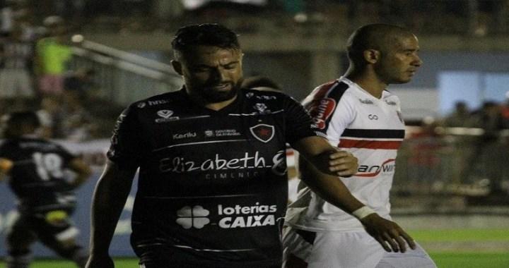 Nando é suspenso por dois jogos pelo STJD e não pega o Atlético-AC neste domingo