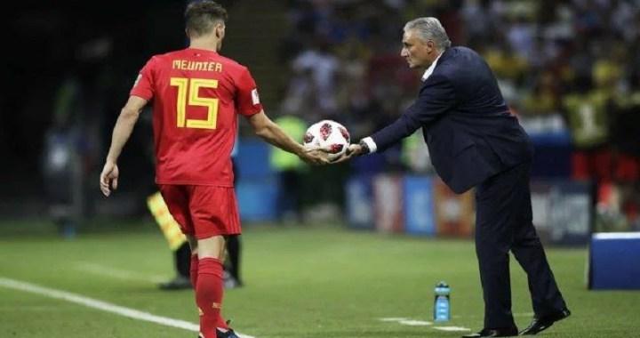 Tite defende Fernandinho após gol contra e deixa seu futuro incerto na seleção