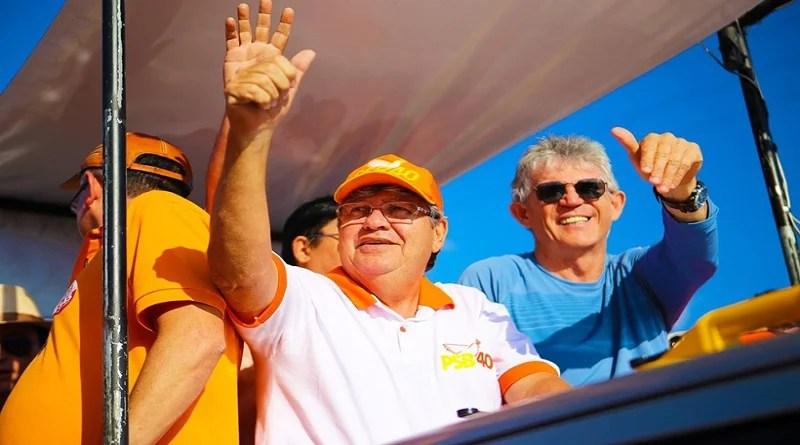 João Azevêdo (PSB) é eleito governador da Paraíba