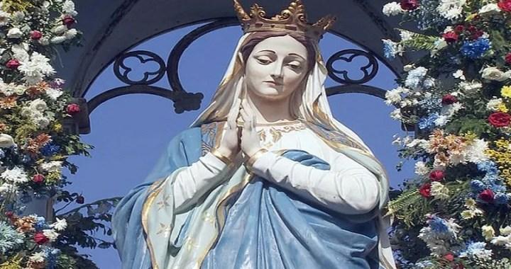 Dia de Nossa Senhora da Conceição é celebrado com festas e procissão