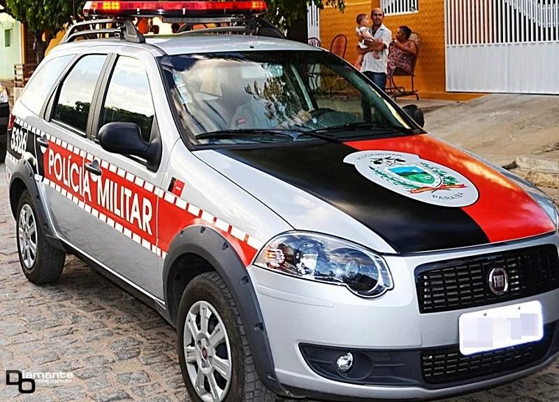 Polícia Militar deflagra operação contra assaltos e reforça segurança na Paraíba