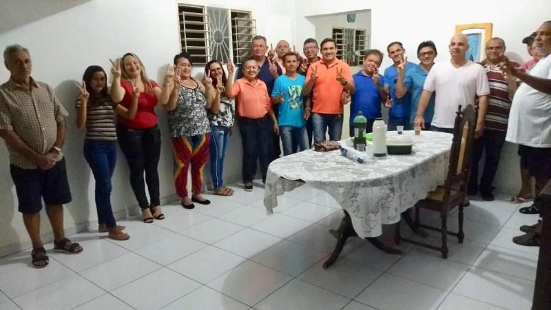 Pré-candidatos pelo PROS em Patos, esperam fechar o grupo político nos próximos dias