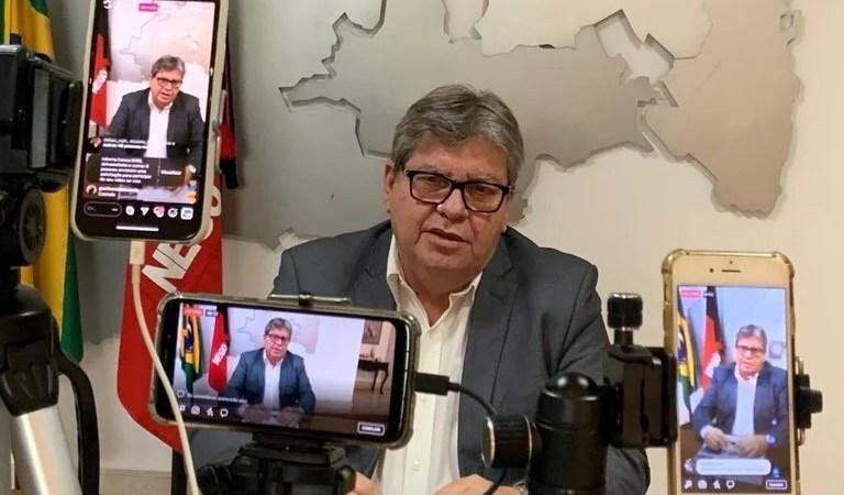 João Azevêdo anuncia pacote de ações econômicas e sociais com impacto de R$ 145,5 milhões