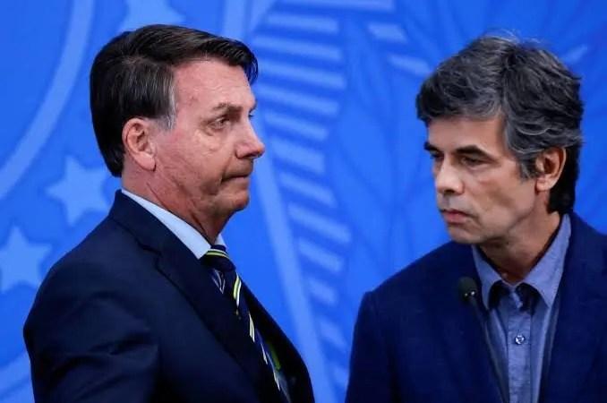 Oncologista Nelson Teich deixa o Ministério da Saúde após discordâncias com Bolsonaro